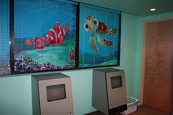 Game area for Arizona Pediatric Dentistry and Orthodontics